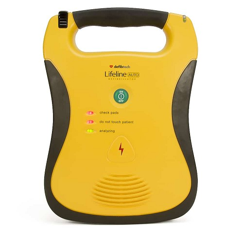 Defibtech Lifeline Fully AUTO AED at heartsmart.com