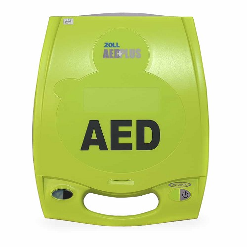 ZOLL AED Plus at heartsmart.com